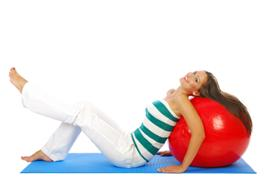 Pilates Ball Workouts Helps in Promoting Body Awareness and in Achieving Body Leanness - Canton, MA