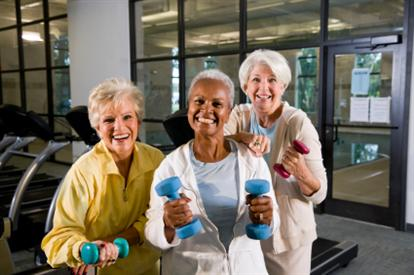 Seniors Fitness Programs are Personal Training Programs for Oder Adults