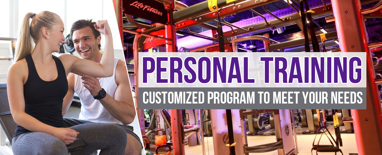Answer is Fitness' Personal training program in Canton, MA