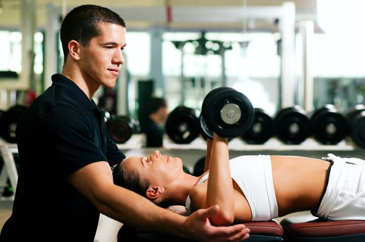 Answer is Fitness - Personal training program in North Attleboro, MA