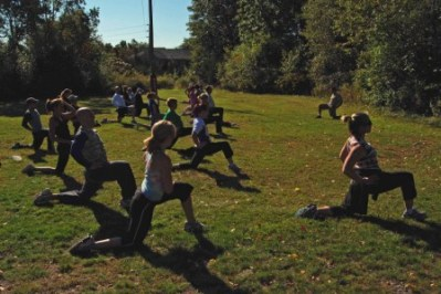 Outdoor Fitness Boot Camp - North Attleboro, MA