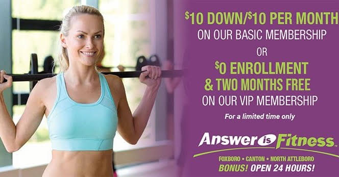 Answer is Fitness Spring Promo