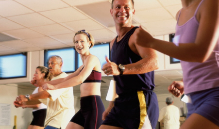 Group Exercise Keeps You Physically Active and in Great Company