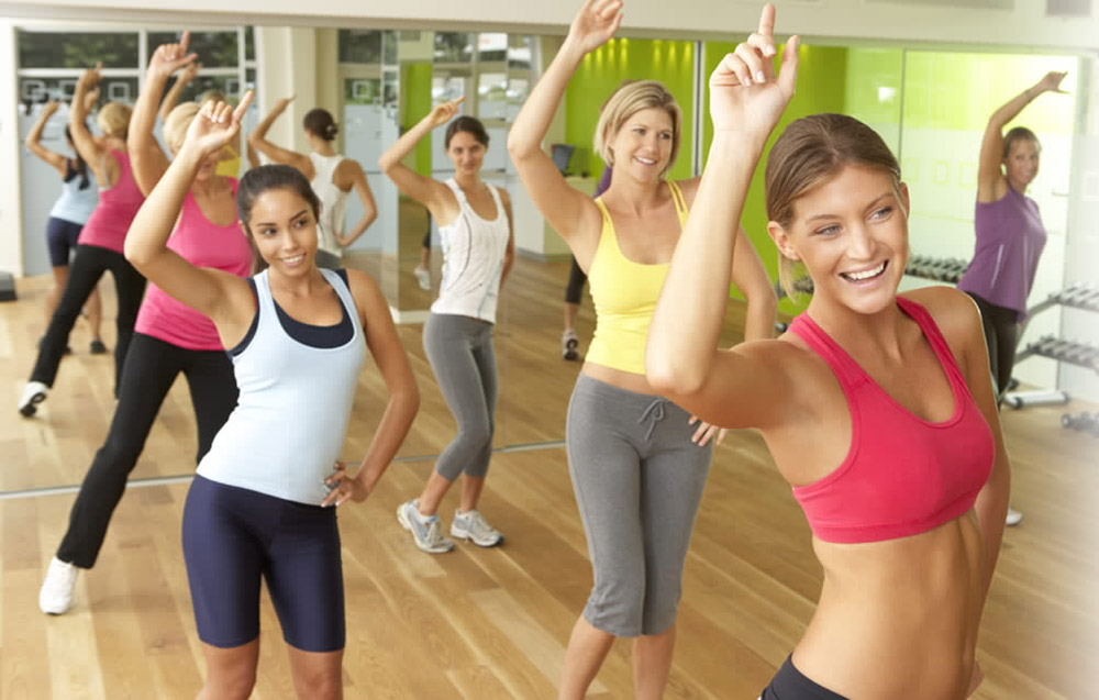 Answer is Fitness group groove dance classes in North Attleboro, MA