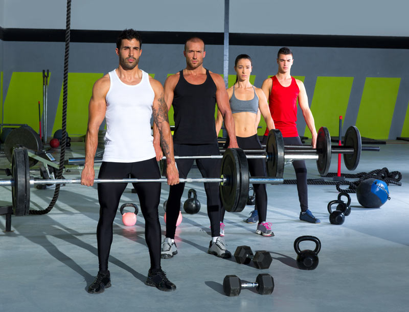 Answer is Fitness - Group power workout classes in North Attleboro, MA