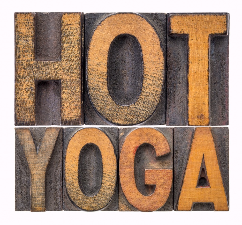 Answer is Fitness - hot yoga class in Canton, MA