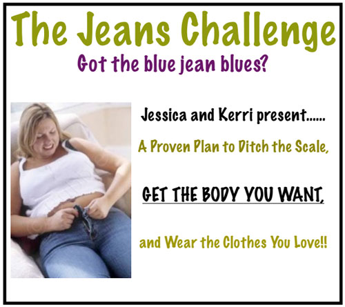 The Jeans Challenge
