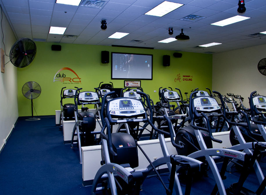 Answer is Fitness - Spinning cycling classes in North Attleboro, MA