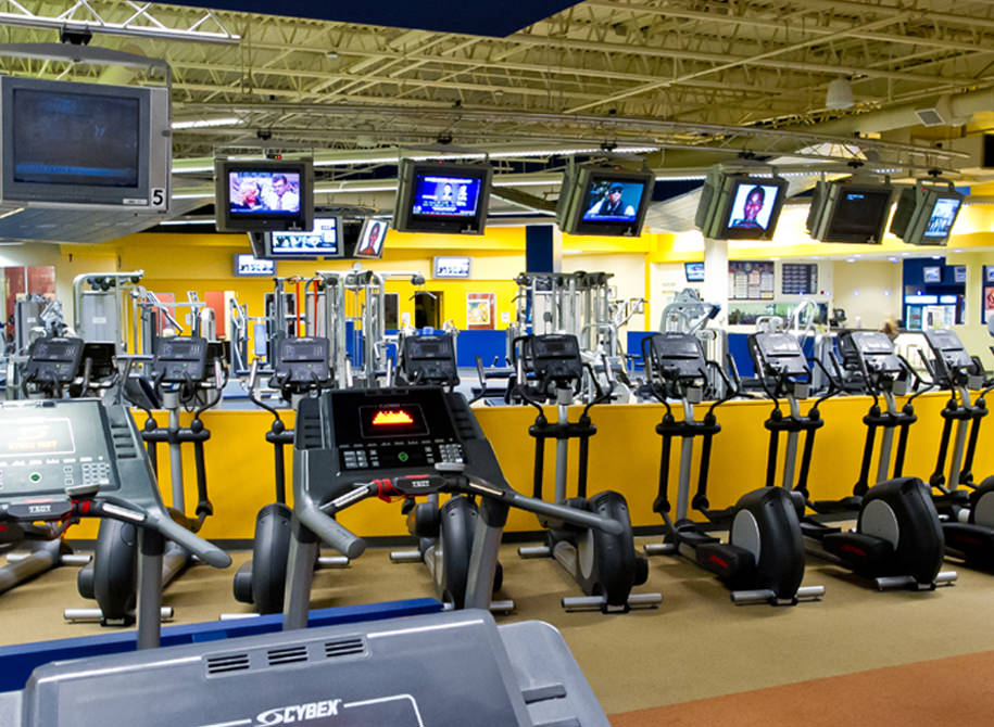 Answer is Fitness - 24/7 Fitness Center in Canton, MA