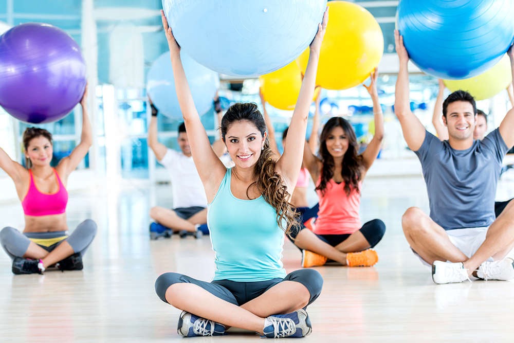 Answer is Fitness Pilates classes in Foxboro, MA