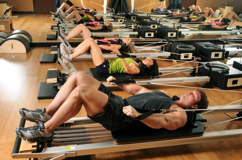 Answer is Fitness - pilates classes in Foxboro, MA
