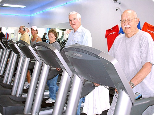 Answer is Fitness Seniors Fitness Programs in Canton, MA