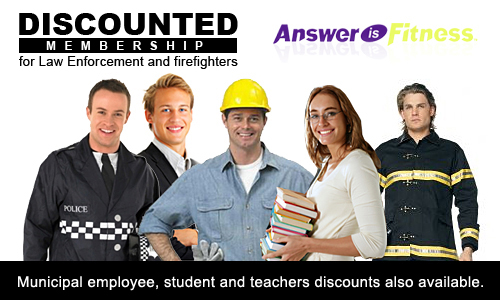 Teachers, Students, Municipal Employees, Policeman, Firefighters Discount